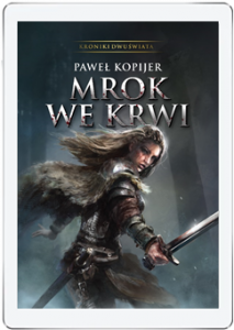 Mrok we krwi, tom I, Kroniki Dwuświata, e-book pdf